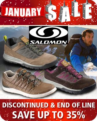 Salomon January Sale
