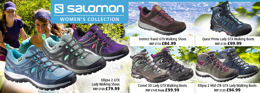 Salomon Women's Collection