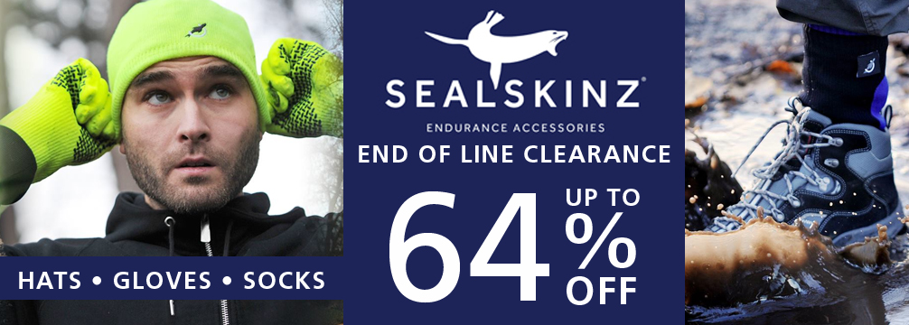 Sealskinz End Of Line Clearance Offer