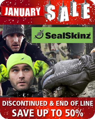 Sealskinz January Sale