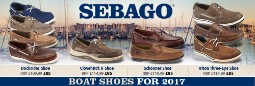 Sebago Boat Shoes for 2017