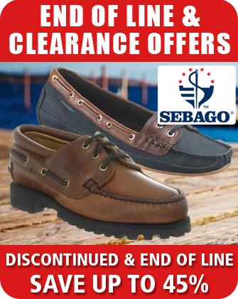 Sebago January Sale