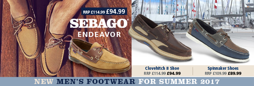 Sebago Mens Footwear