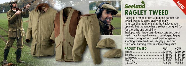 Seeland Ragley Men's Tweed Series
