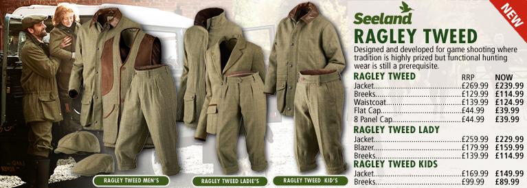 Seeland Ragley Tweed Series