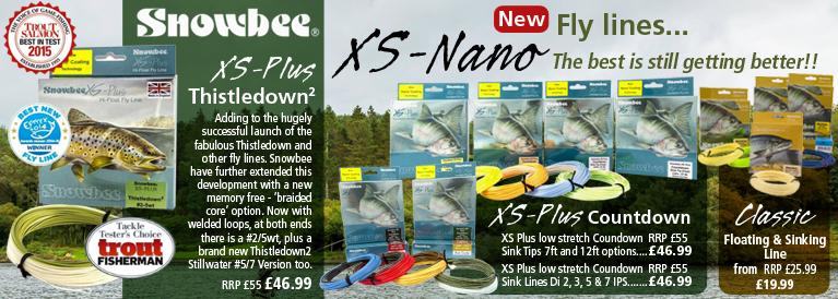 Snowbee New XS Nano Fly Line