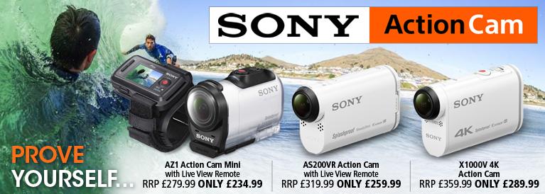 Sony Action Cameras