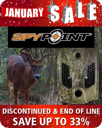 Spypoint January Sale