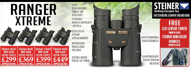 Steiner Ranger Xtreme Binoculars