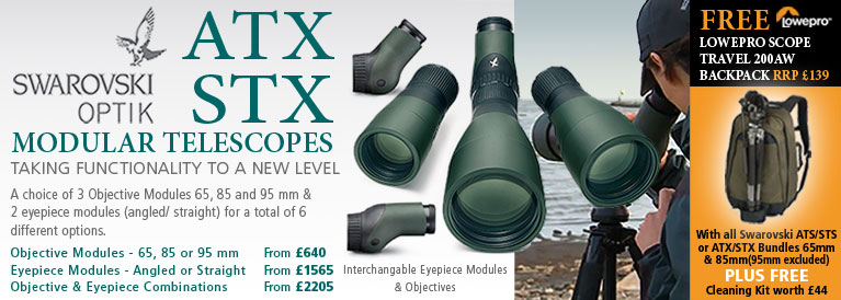 Swarovski ATX/STX Modular Telescopes