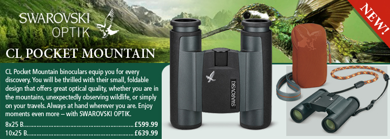 Swarovski Optik CL Pocket Mountain