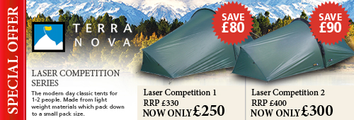 Terra Nova Laser Competition Series Offer