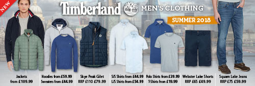 Timberland Clothing
