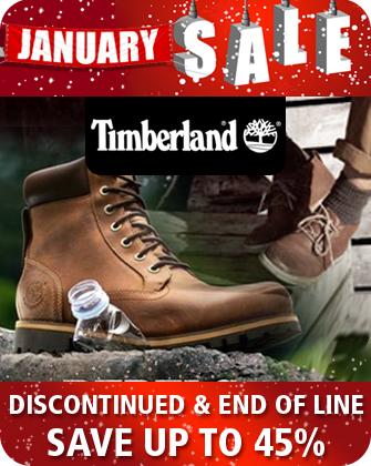 Timberland January Sale