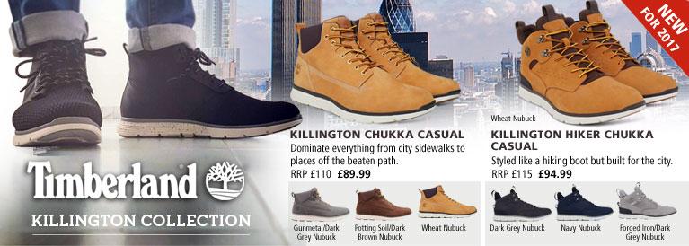 Timberland Killington Collection