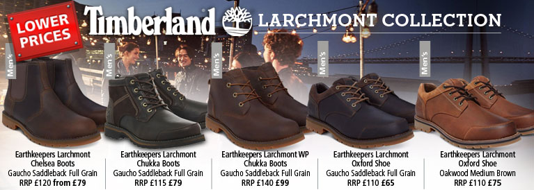 Timberland 2017 Larchmount Collection