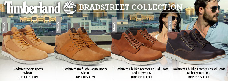 Timberland Bradstreet Collection