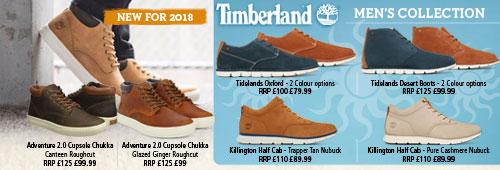 Timberland Mens Footwear