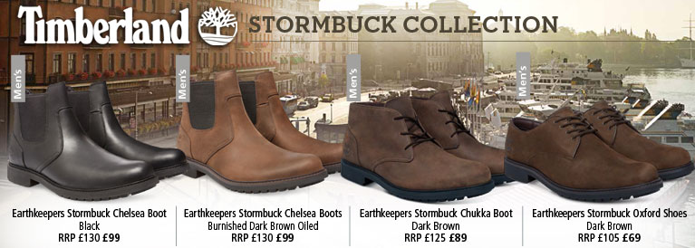 Timberland Stormbuck Collection