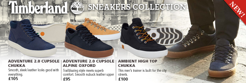 Timberland Sneakers Collection