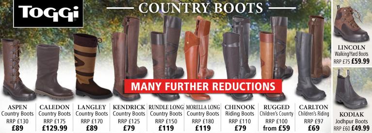 Toggi Country Footwear