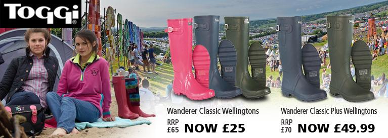 Toggi Wellington Boots