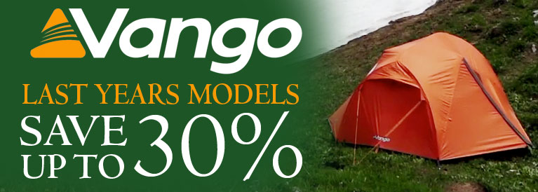 Vango Endo of Season Offers