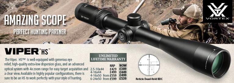 Vortex Viper HS Riflescopes
