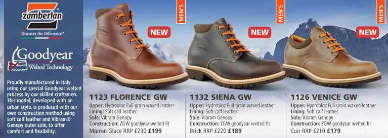 Zamberlan GW Boots