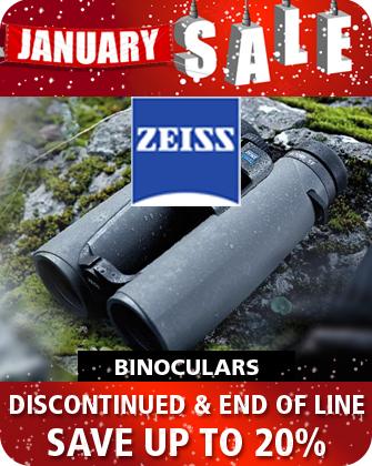 Zeiss Binoculars January Sale