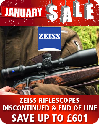 Zeiss Riflescopes January Sale