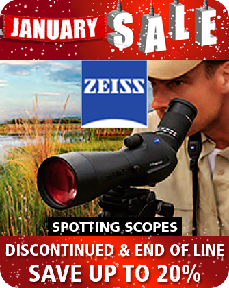 Zeiss Spotting Scopes January Sale