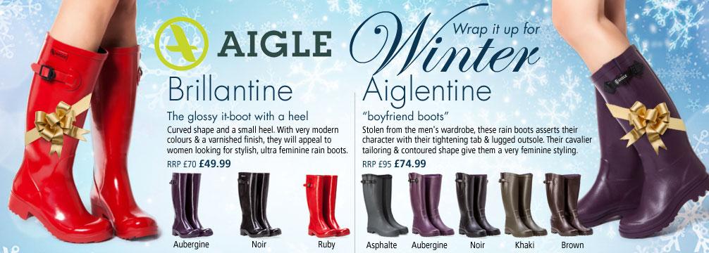 Aigle Brilliantine and Aiglentine