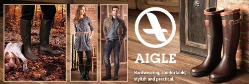 Aigle Footwear