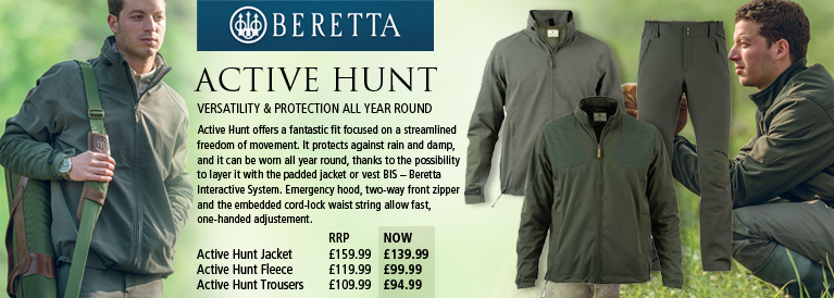 Beretta Active Hunt Series