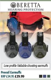 Beretta Hearing Protection