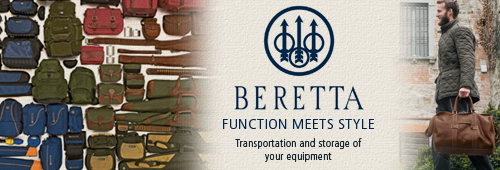Beretta Shooting Equipment