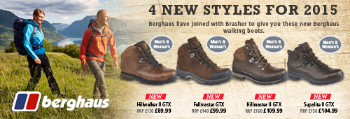 Berghaus Hiking Boots