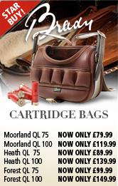 Brady Cartridge Bags