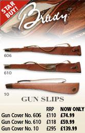 Brady Gun Slips