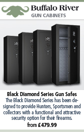 Buffalo River Black Diamond Gun Safes