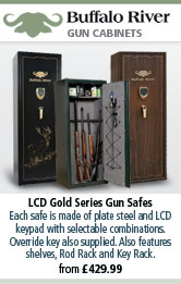 Buffalo River LCD Gold Series Gun Safes