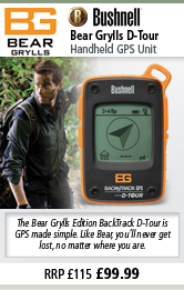 Bushnell Bear Grylls D-Tour