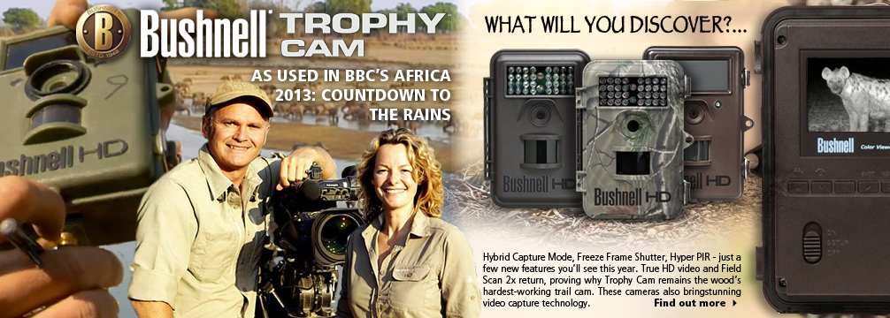 Bushnell Trophy Cams