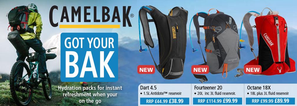 Camelbak Hydration Packs