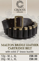 Croots Malton Bride Cartridge Belts