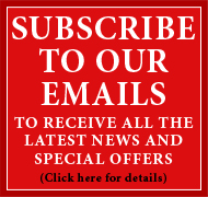 Subscribe To Our Emails