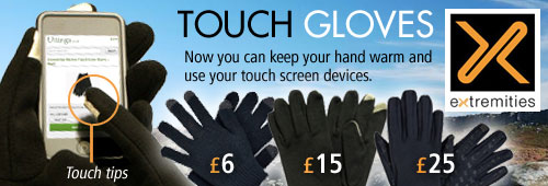Extremities Touch GLoves