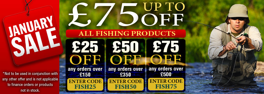 Fishing Special Offer