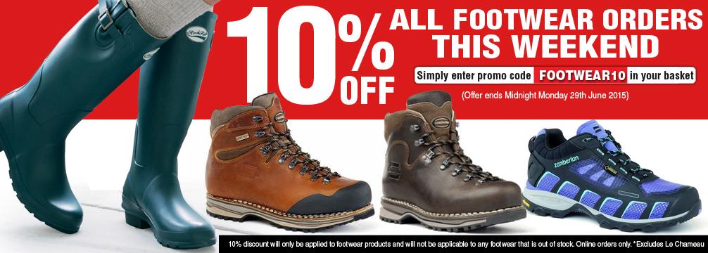 Footwear Offers